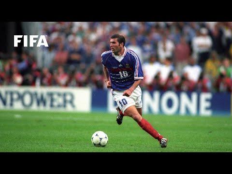 1998 WORLD CUP FINAL: Brazil 0-3 France