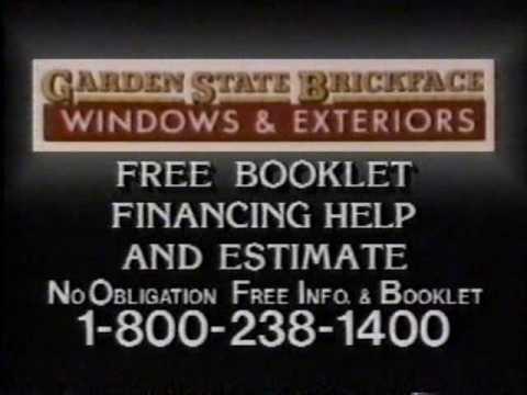 1991 Garden State Brickface Windows U0026 Exteriors Commercial