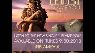 Ledisi - I Blame You