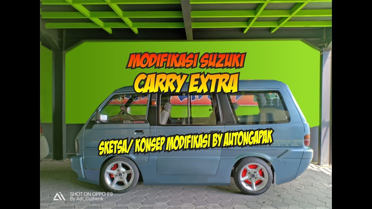 8400 Modif Mobil Carry 1000 Gratis Terbaik