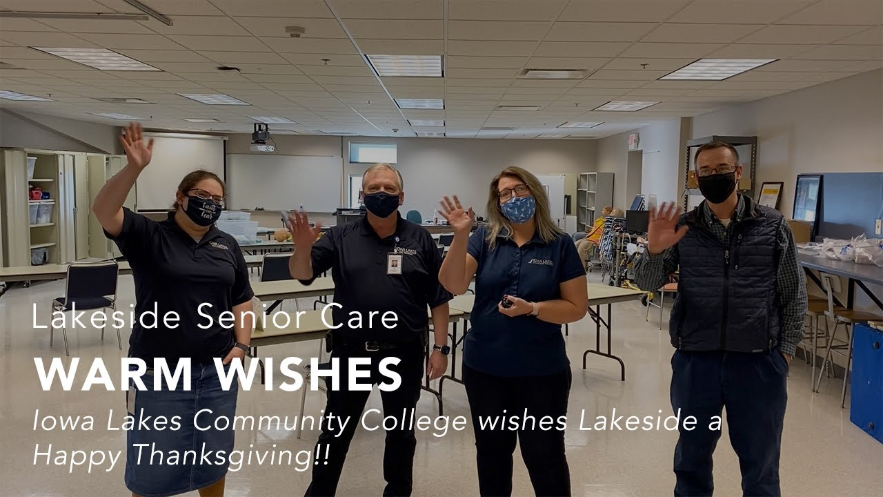 WARM WISHES FROM ILCC