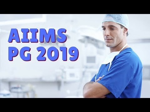 Best Books To Prepare For AIIMS PG 2019 | Medical Entrance