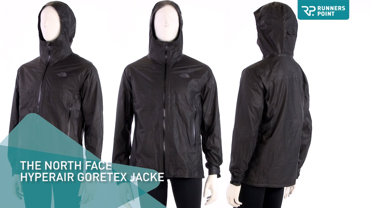 a21f93e19 THE NORTH FACE HYPERAIR GORETEX JACKE