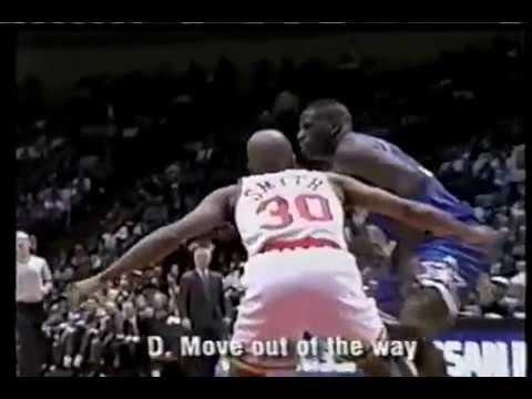 Inside The NBA - Can Kenny Guard Shaq? #ThrowBack