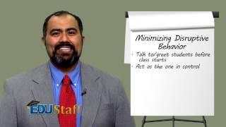 SubTalk Video: Basic Classroom Management