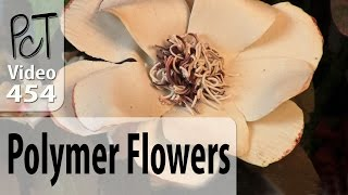 Polymer Clay Flower Bouquet - Presidential Inaugural Ball