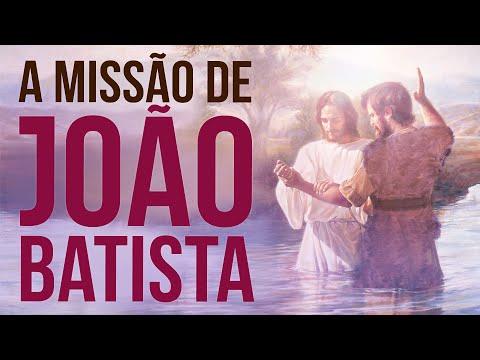 JUANRIBE PAGLIARIN - A MISSÃO DE JOAO BATISTA