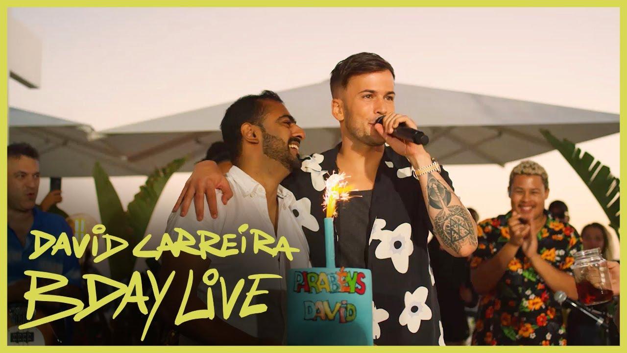 Download David Carreira - BDAY Live