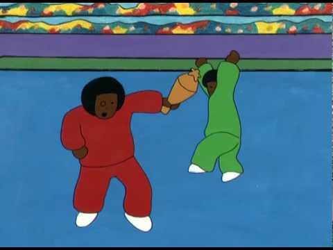 Cut La Roc - Hip Hop Bibbedy Bip Bop [Official Video]