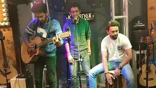 Hal e Dil | Live performance | Cajon by Om shivhare