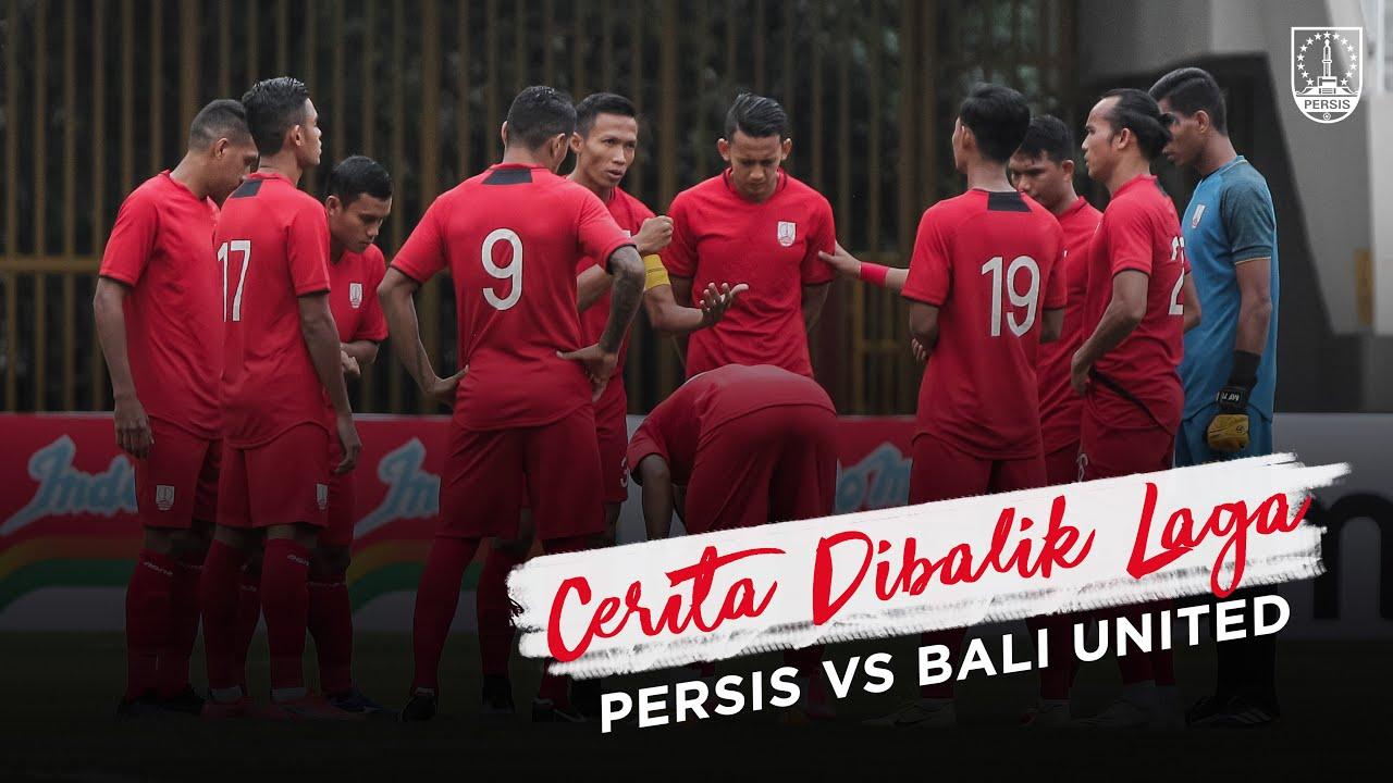 #CeritaDiBalikLaga: PERSIS vs Bali United | Pre-Season Match | Stadion Manahan