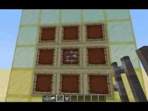 Minecraft Item frames custom crafting \