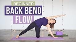 Backbends For Beginners 20-Minute Yoga Flow