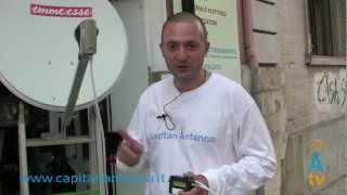 vuclip Come usare il SATFINDER per l'orientamento della parabola satellitare