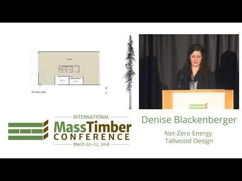 Net-Zero Energy Tallwood Design