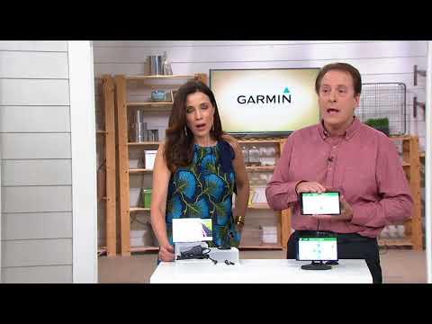 Garmin DriveSmart 61 LMT-S GPS with Lifetime Map \u0026 Traffic Updates on QVC