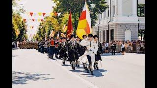 Парад к 31-ой годовщине Провозглашения Республики Южная Осетия.20.09.2021