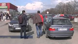 В Закарпатье разблокировали пункты пропуска на границе
