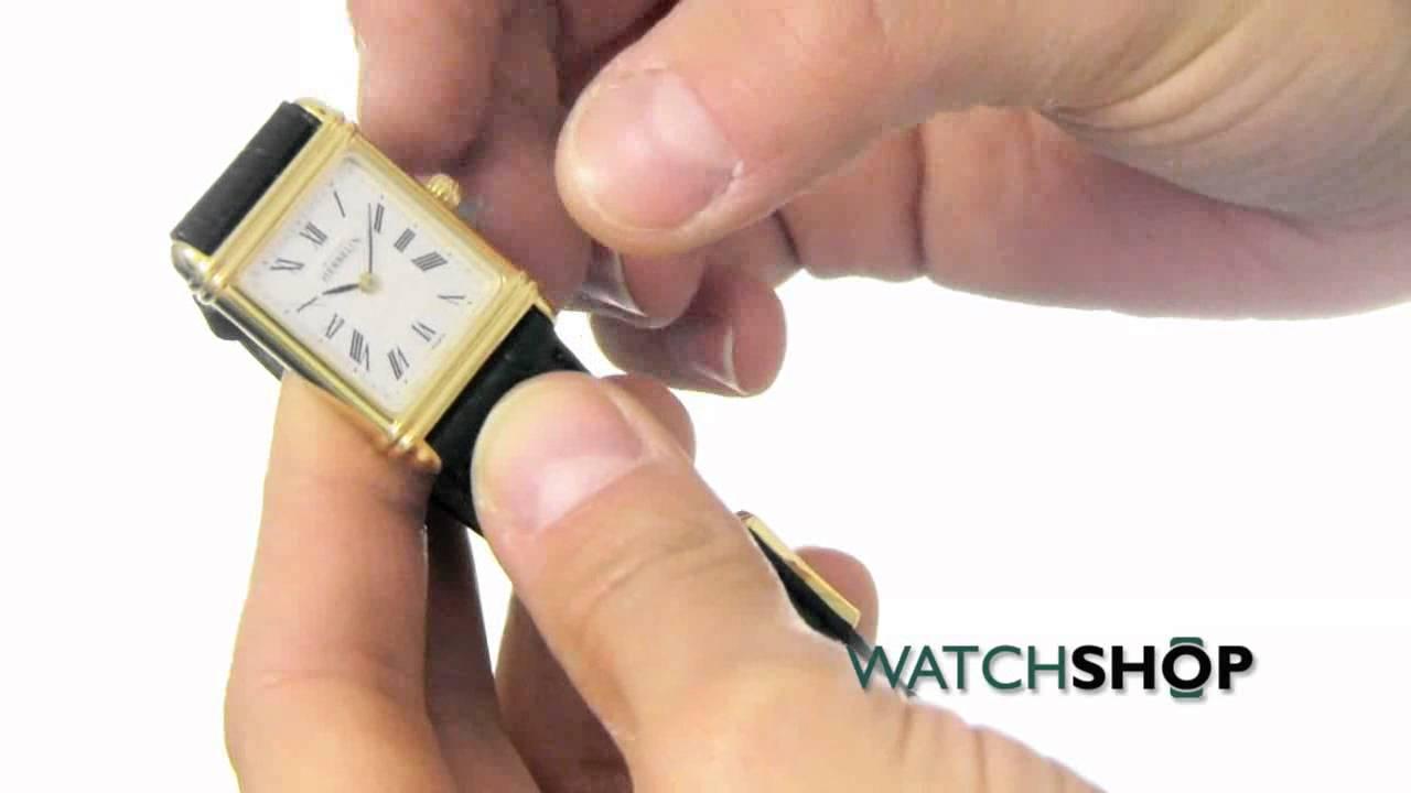 Esprit Art Deco Com ladies michel herbelin heritage 1925 espirit art deco watch 17478/p08
