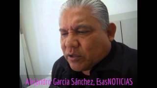 Alejandro Garcia Sánchez, representante del Partido Encuentro Social (PES) (Río Bravo, Tamaulipa