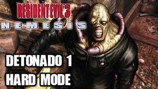 Resident Evil 3 : Detonado 1 - Hard Mode