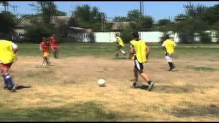 Дворовой футбол - Финал(фк.Поселок 6 - фк. Оболонь 0)