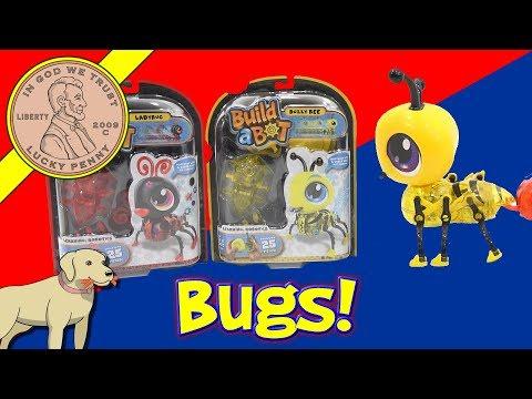 Build A Bot Bugs Robotic Building STEM Toy Review