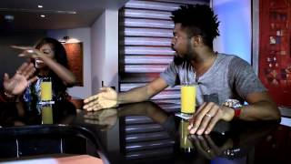 Banky and Tiwa Show premiere - Topic Skin Bleaching
