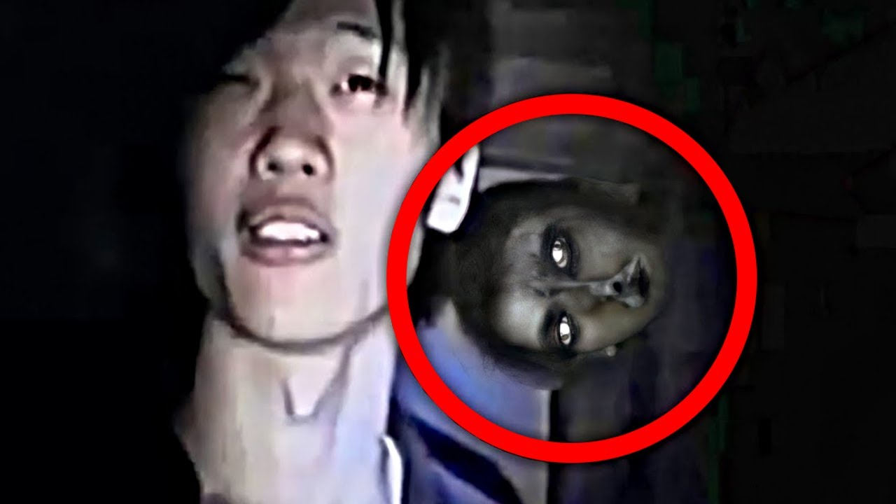 Download Top 10 Scary Videos of Creepy Stuff Caught on Camera