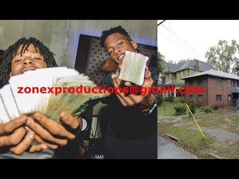 Gucci Mane Artists Yung Mal & Lil Quill showin drugs in east atlanta apartment police monitor!