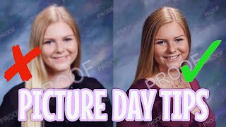 HOW TO LOOK PERFECT ON SCHOOL PICTURE DAY | Lily Ann