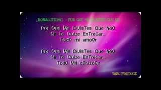 ♥ [Quise amarte - Ronalcitomc ] ♥ ♪ Rap Romantico Hip Hop ♪