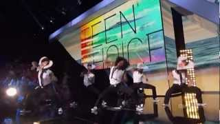 STEP UP REVOLUTION CREW  - Performance Teen Choice Awards 2012