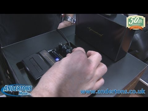NAMM 2014 Archive - DigiTech Supernatural Reverb