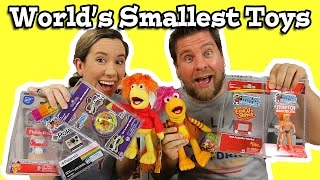 Worlds Smallest Toys And Fraggle Rock