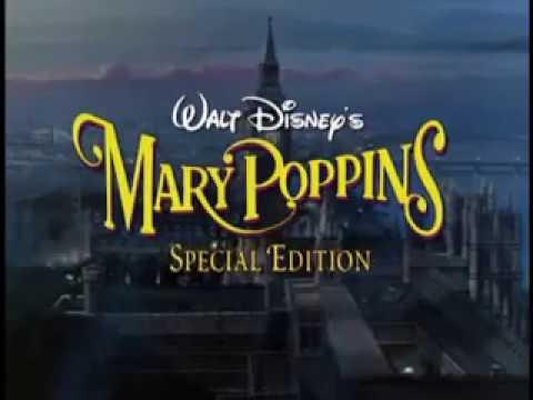 Mary Poppins, De Robert Stevenson, 1964, Disney - TRAILER