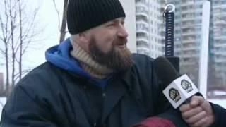 Сергей Бадюк в передаче «Дан-тест»