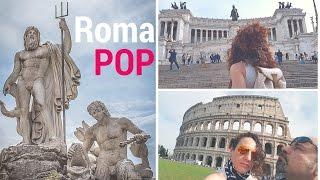 ROMA: cosa vedere in un giorno? \\ VLOG VIAGGIO A ROMA