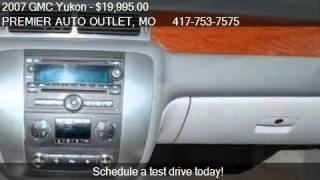 2007 GMC Yukon SLT - for sale in ROGERSVILLE, MO 65742