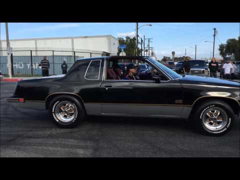 "Low Riders Street-bikes Donuts & Burn Outs  ""A South L.A. Sunday FunDay"""