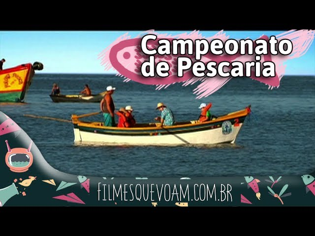 Campeonato de Pescaria - Filme Brasileiro Completo