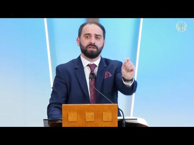 Serviciu Divin 28.02.2021 - seara - predica fr. Daniel Cioban