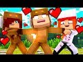 Minecraft Daycare - BABY GIRLFRIEND FIGHT! W/ MOOSECRAFT (Minecraft Kids Roleplay)