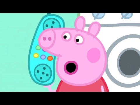 Peppa Pig English Episodes | Peppa Pig Whistle | Peppa Pig Official