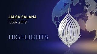 Jalsa Salana USA 2019 - Highlights of Jalsa 2019