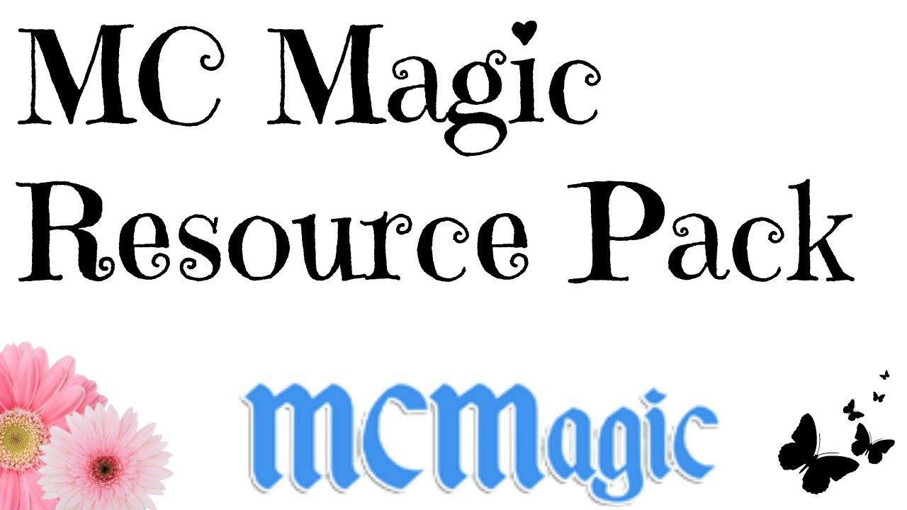 mcmagic resource pack