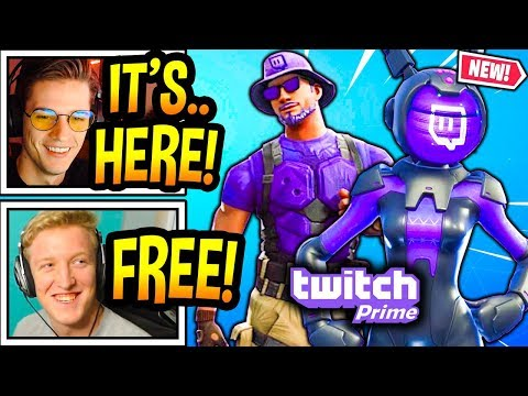 Streamers React To *NEW* FREE