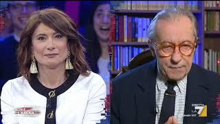 VITTORIO FELTRI su Gay, Trans e Linguaggio (vs Luxuria, 10/3/19 NON È L'ARENA)