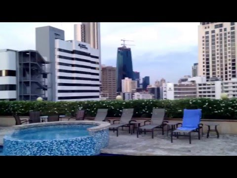 Veneto Hotel, Panama City, Panama July 5 2013