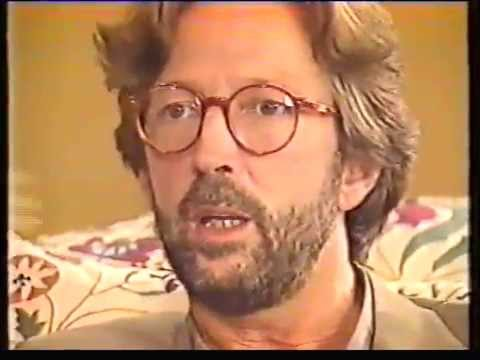 Eric Clapton : Sue Lawley 1992